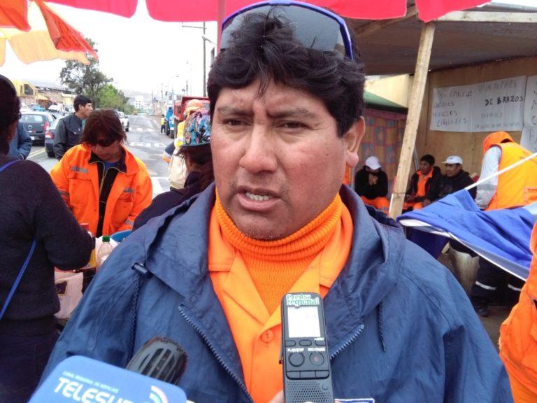 Juramentan a nuevo secretario general de Construcción Civil en la provincia de Islay
