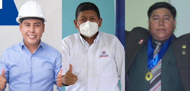 """TRINQUETES POLÍTICOS:Candidatos """"petroleros"""" y con «yaya»"""
