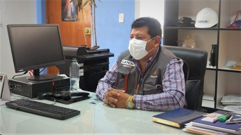 Detectan dos casos Covid en la Gerencia Regional de Transportes de Arequipa