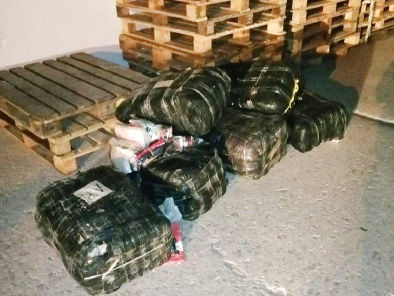 Incautan ropa de contrabando valorizado en 120 mil soles