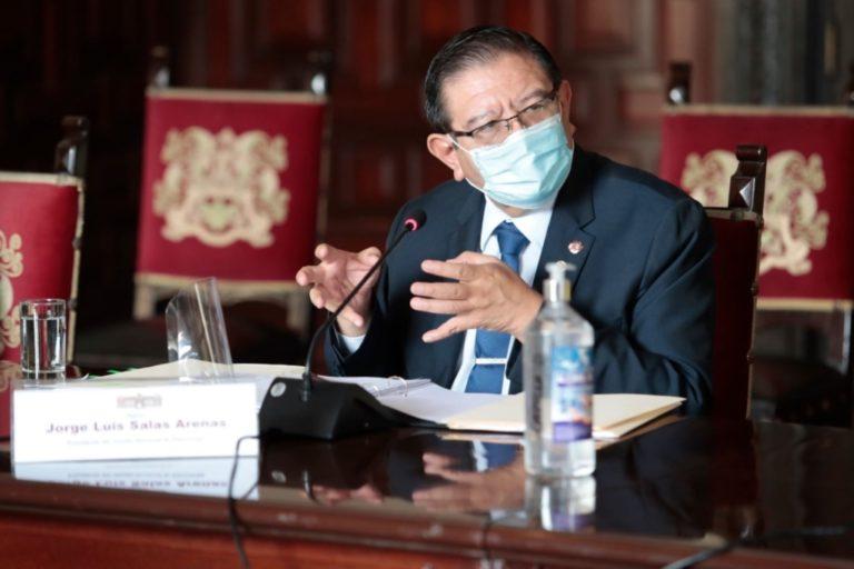Al JNE no le corresponde dictar medidas sanitarias para las campañas electorales