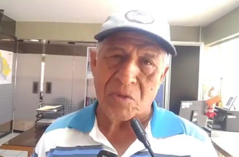 Fallece dirigente vecinal Juan Montoya Ramos