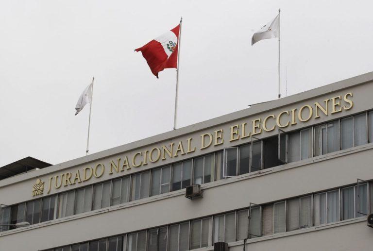 Forsyth y López Aliaga siguen en carrera a la presidencia