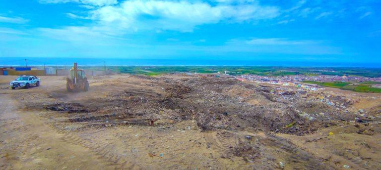 Cerrarán antiguo botadero en Alto La Punta