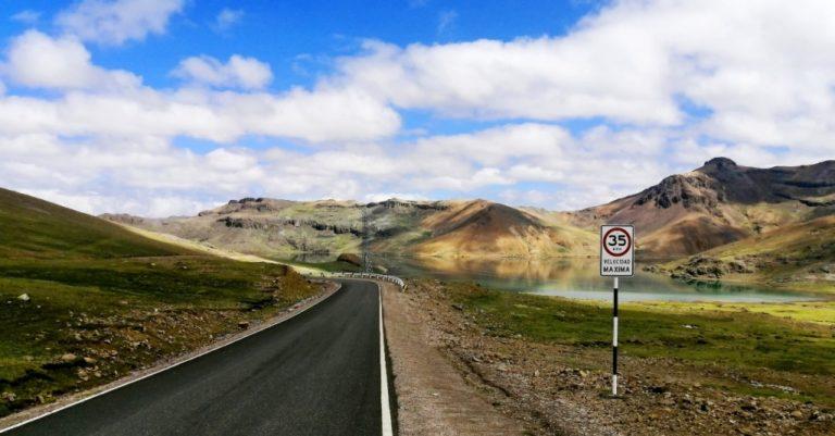 MTC ejecutó 264 kilómetros de carreteras nacionales en el 2020