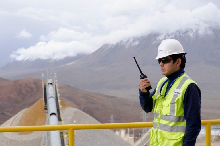 Moquegua, Ica y Junín acumulan la mayor inversión minera a nivel nacional