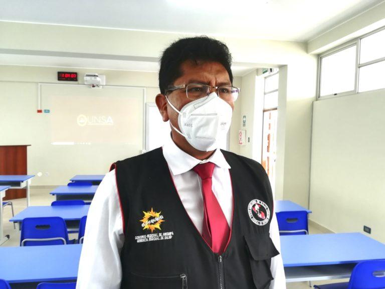 Planta de oxígeno del Minsa funcionará en Punta de Bombón