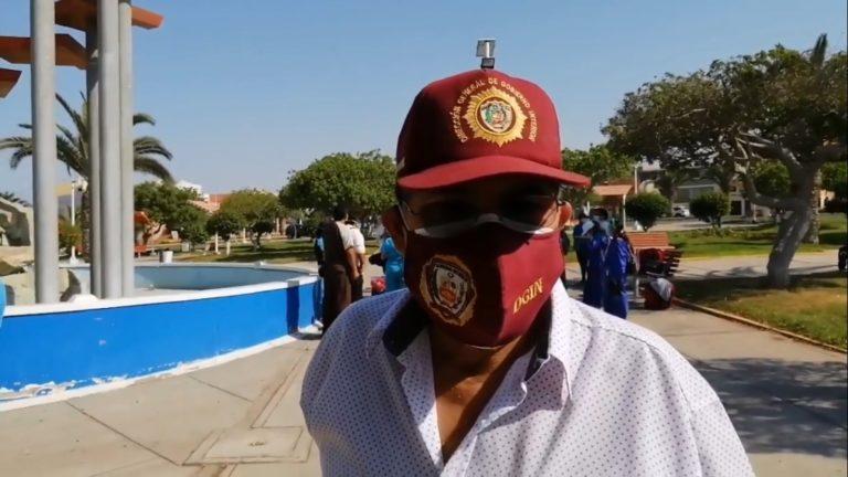 Autoridades hacen cumplir toque de queda en Pacocha