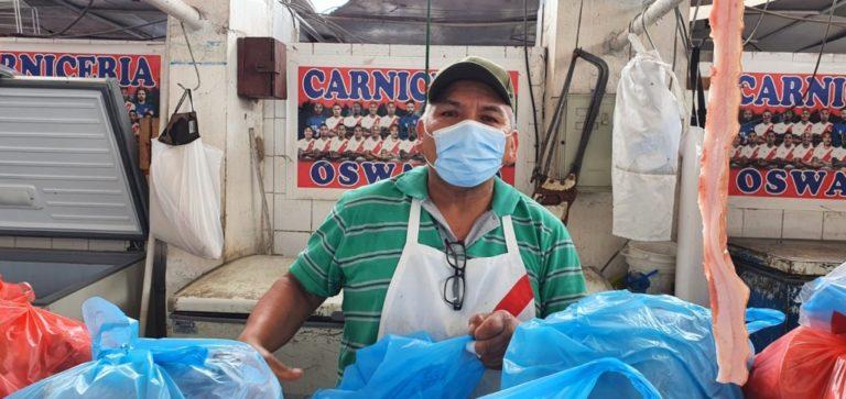 Declaran improcedente demanda de desalojo de comerciantes del mercado Pacocha