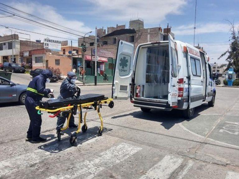 Alcalde Rivera pide a presidente Sagasti que incluya a personal de patrulla Covid en vacunación
