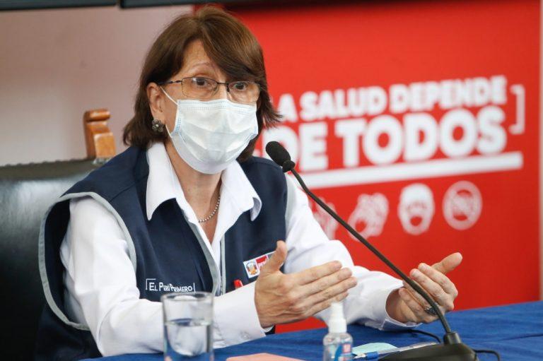 Perú reporta el primer caso de variante del coronavirus hallada en Europa