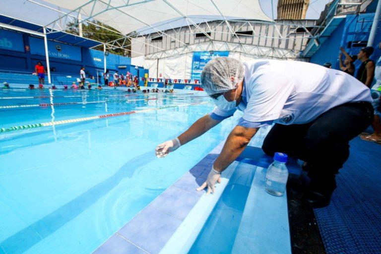 No se puede hacer actividades recreativas en piscinas por la pandemia