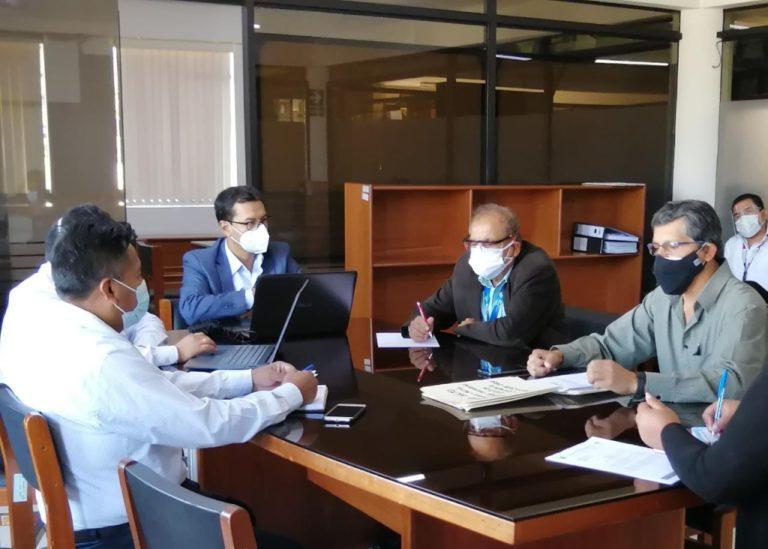 Otra vez: GRA busca priorizar Proyecto Especial Tambo