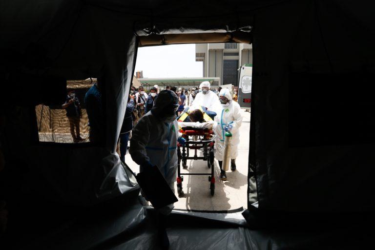 Coronavirus: a 9 días de enero, 39 personas fallecieron en Arequipa, 33 en Moquegua y 14 en Tacna