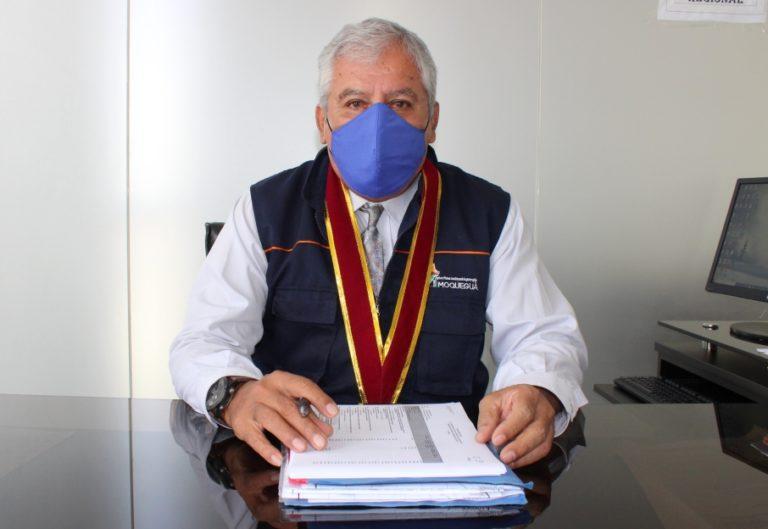 """Vicegobernador Jorge Lama: """"Como ciudadano ileño sí voy a firmar la revocatoria de Zenón Cuevas"""""""