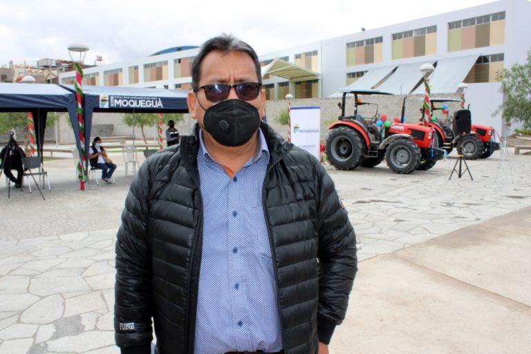 Agricultores de Ilo y San Antonio piden a Pasto Grande les doten de agua