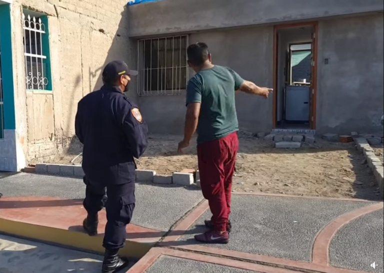 Roban artefactos en vivienda de la Urb. Luis E. Valcárcel