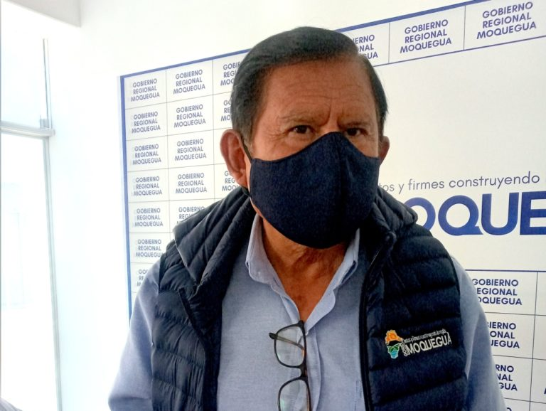Southern ejecutará 3 proyectos en Moquegua, según gobernador regional