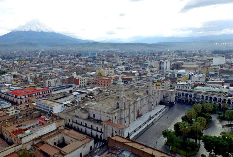 Así van: Virtuales congresistas por Arequipa