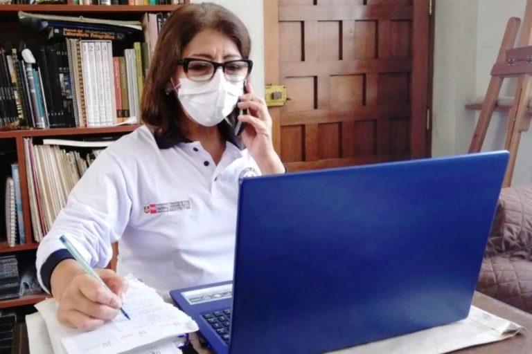 Difunden números telefónicos de centros de salud de la provincia de Islay