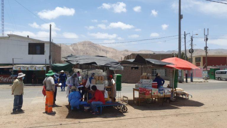 Equipo de respuesta rápida de Salud Arequipa detecta 26 % de casos positivos