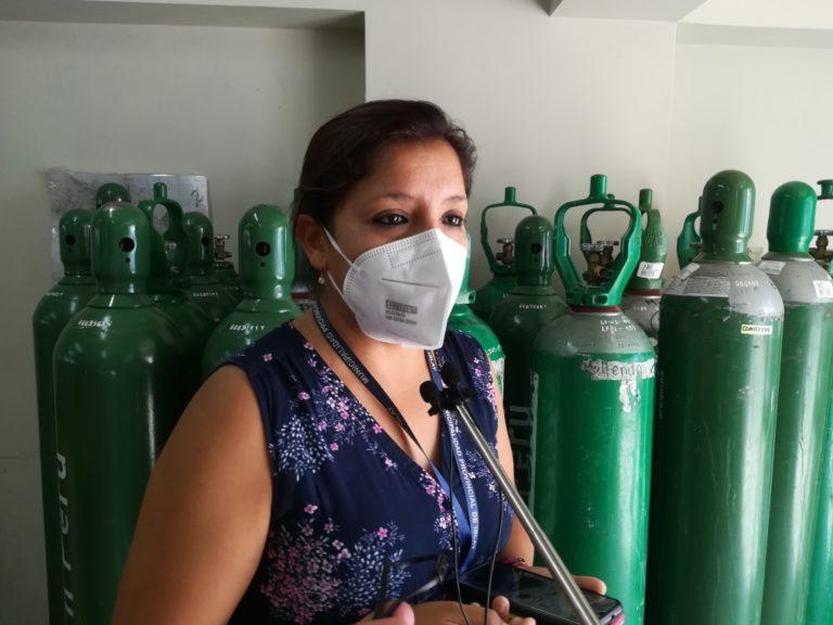 Patrulla de auxilio Covid de la MPI mantiene soporte de abastecimiento de oxígeno a pacientes