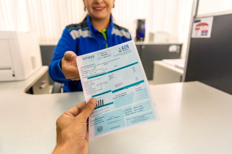 EPS Moquegua informa a los usuarios sobre pago del recibo de enero