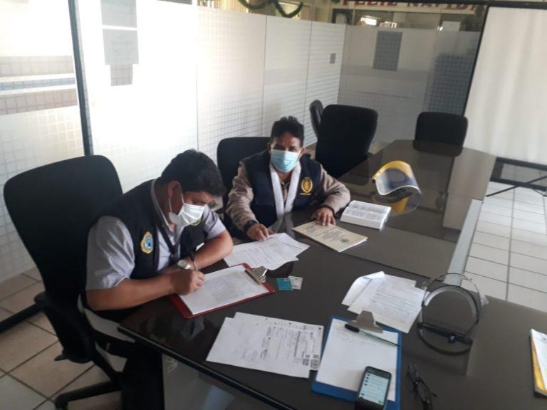 Vacunación Covid 19: Fiscalía dispone inicio de investigación preliminar