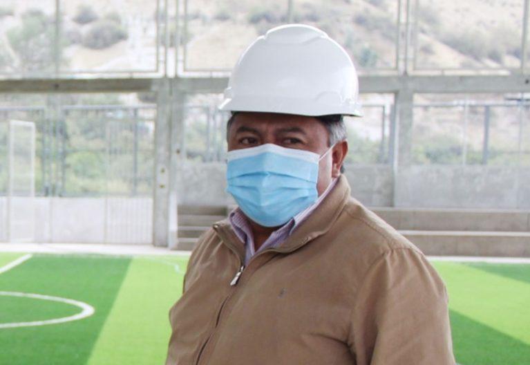 Alcalde de Sánchez Cerro lamenta recorte del canon minero y regalías