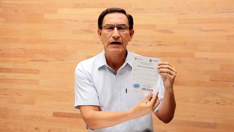 Martín Vizcarra pide «disculpas» por no informar que participó en prueba de vacuna