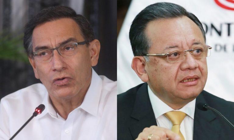 Comisión Permanente evaluará este lunes denuncias contra Vizcarra y Alarcón