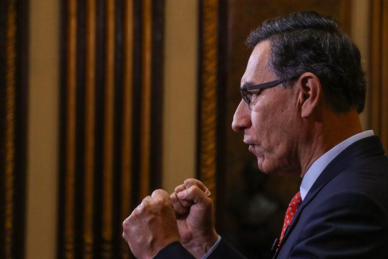 Poder Judicial rechazó prisión preventiva contra Martín Vizcarra en segunda instancia