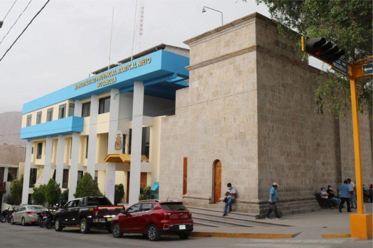 Cambian a jefes de Serenazgo y grifo municipal de Mariscal Nieto