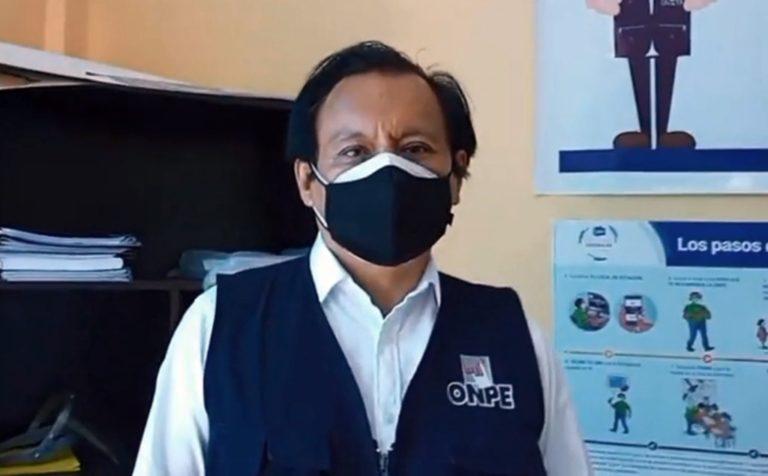 Llega material de capacitación electoral a Moquegua, informa la ODPE