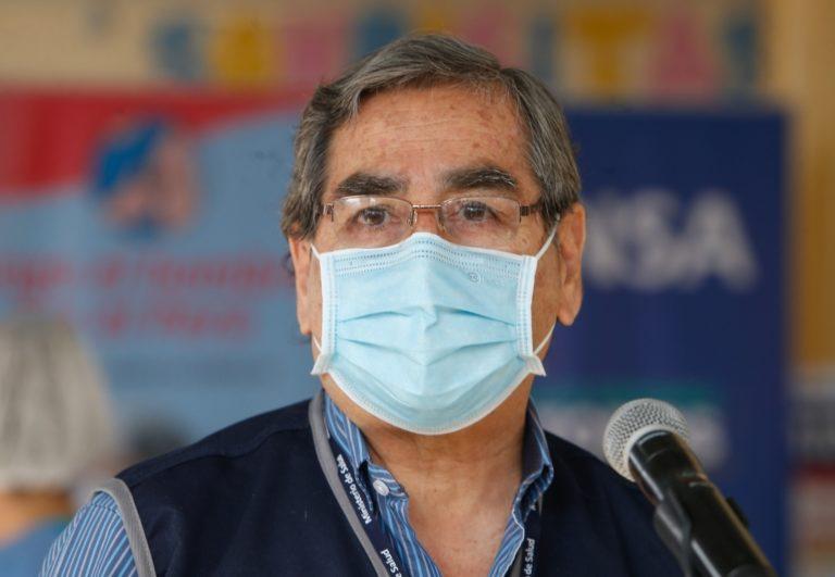 Oxígeno importado de Chile llega este fin de semana