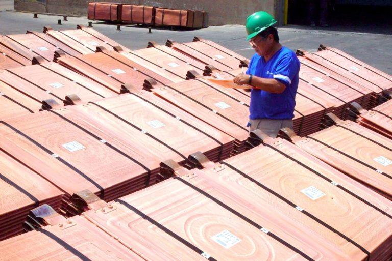La escalada del cobre y la reactivación
