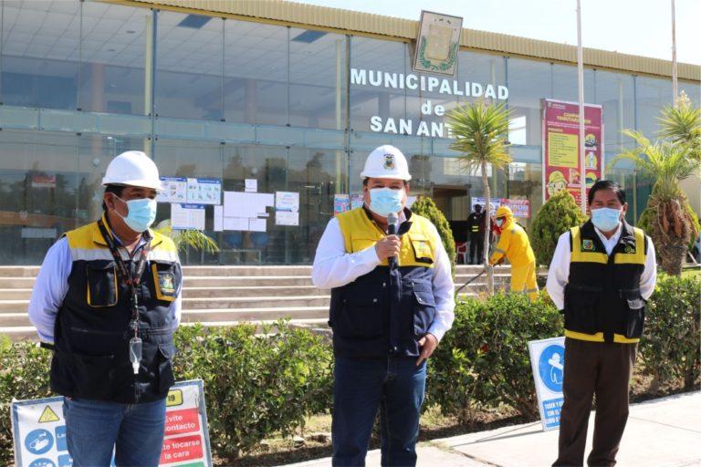 Programa de mujeres es parte de la reactivación económica en Moquegua