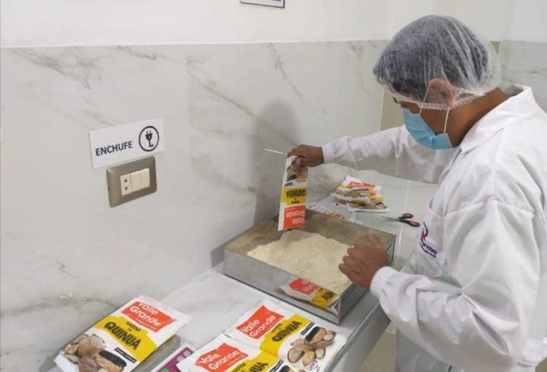 Cerca de 77 toneladas de alimentos distribuirá Qali Warma