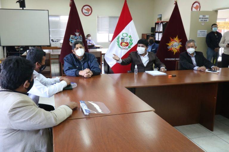 La FDTA y Construcción Civil piden no paralizar obras al GRA