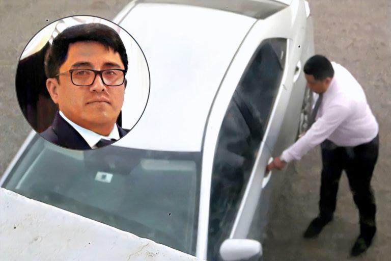 Administrador de Fiscalía de Moquegua busca impunidad y blindaje luego de ser intervenido conduciendo en ebriedad