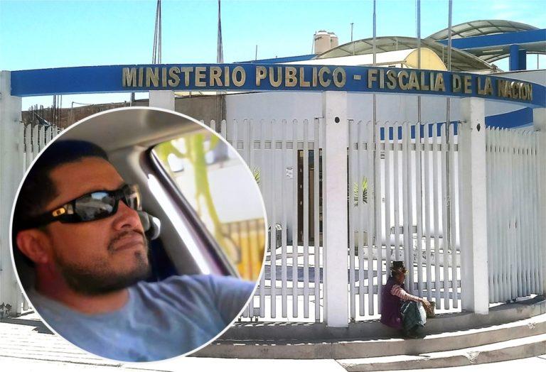 Administrador del Ministerio Público detenido por manejar ebrio y con licencia de conducir cancelada