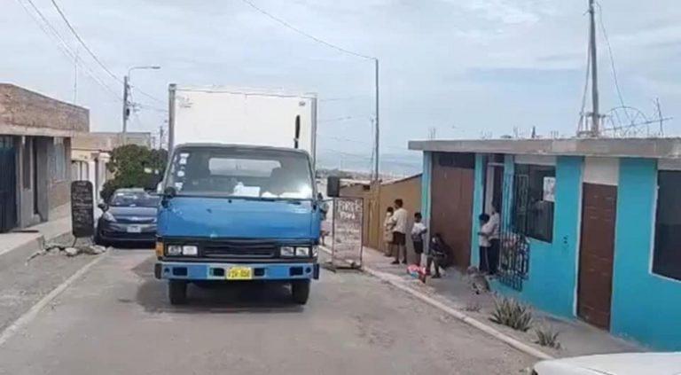 En menos de 15 días: Registran otro asalto a mano armada a camión repartidor de alimentos