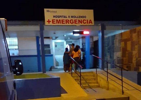 Serenos de Deán Valdivia atienden dos emergencias en simultáneo