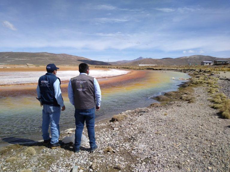 ARMA ratifica que agua para consumo humano en Islay supera límites máximos permisibles