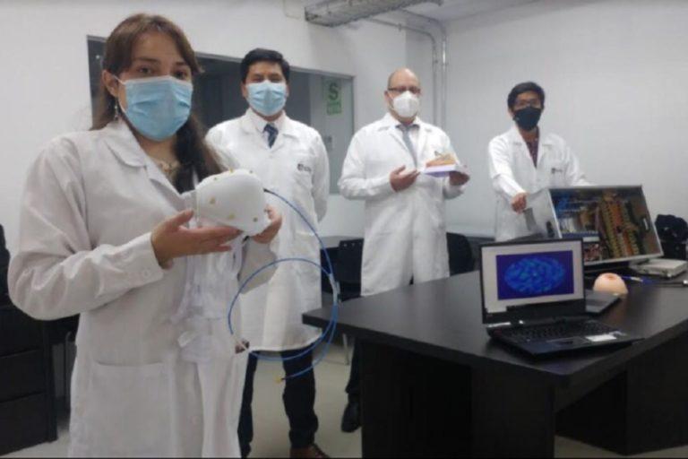 Científicos arequipeños crean brasier para detectar cáncer de mama