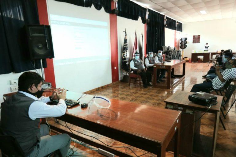 Arequipa: Aperturan sistema virtual para brevetes y trámites en gerencia de Transportes