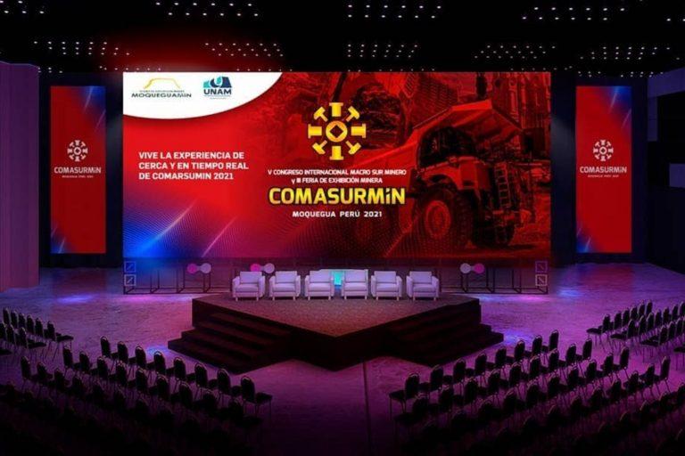 Anuncian quinta edición de Comasurmin con inicio de importantes proyectos mineros
