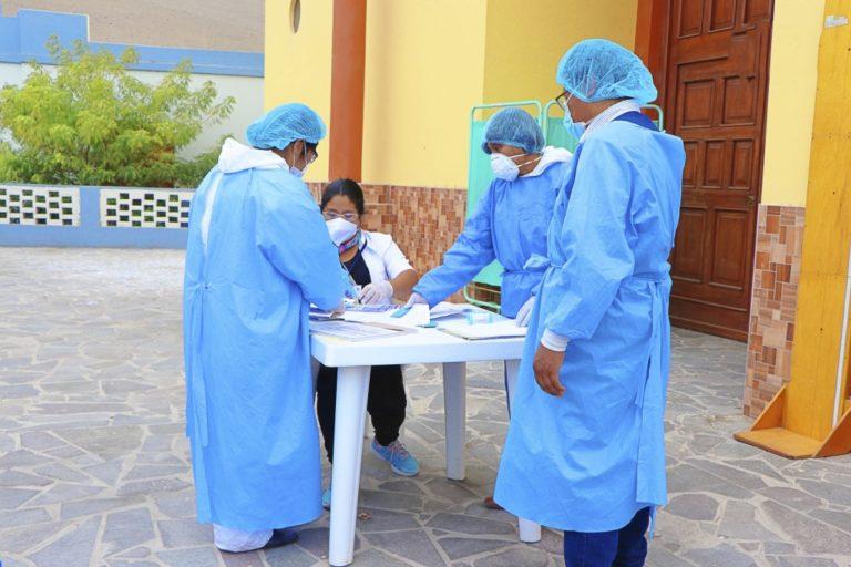 Promueven campaña de salud integral en Punta de Bombón