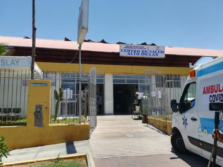 Red de Salud Islay suspende atención por consultorios externos