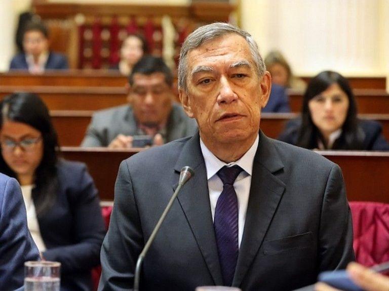Fiscalía de Tacna pide detención preliminar para César Vizcarra Cornejo